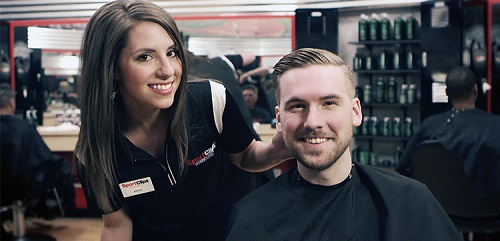 Sport Clips Haircuts of Pembroke Pines - City Center stylist hair cut